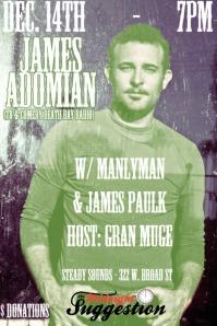 James Adomian Poster