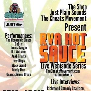 RVA Hot Sauce Poster